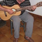 Guitarra parlor6