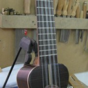 Guitarró de 8 cordes 1