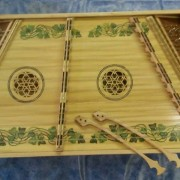dulcimer percudit (hammered dulcimer)